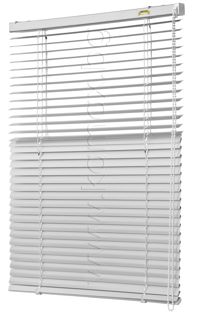 Venetian blinds model VarioFlex