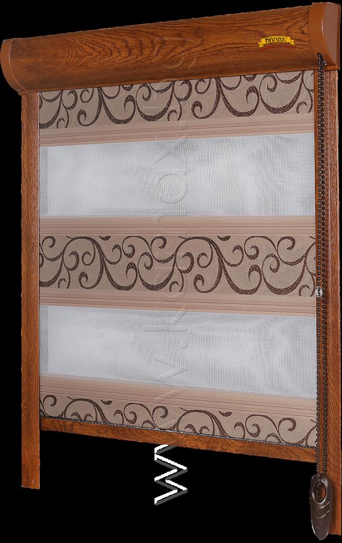Roller blinds model Zebra Elegance +