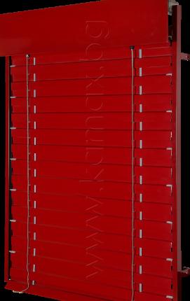 Външни ламелни хоризонтални щори Z 90 изображение