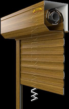Алуминиеви външно ролетни щори H 39 изображение