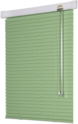Venetian blinds model Maxi Standard Black Out image