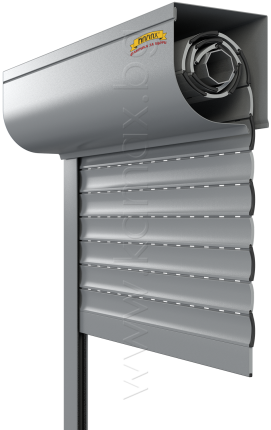 Aluminum exterior rollers shutters model H 39 R image