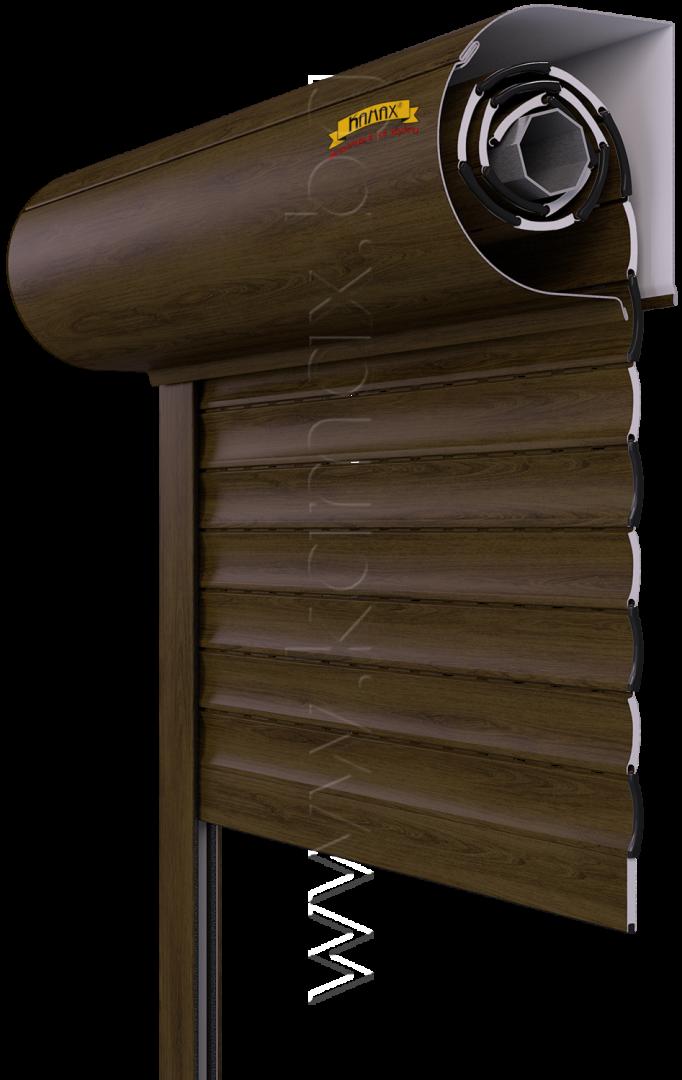 Алуминиеви външно ролетни щори H 39 R2