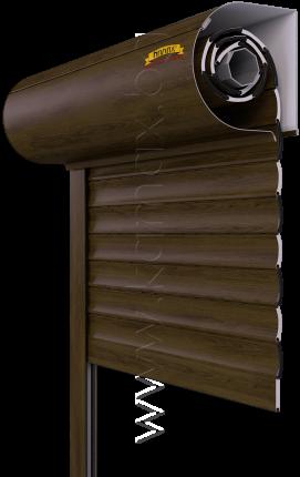 Алуминиеви външно ролетни щори H 39 R2 изображение