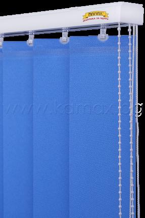 Вертикални щори - Алуминиева релса EOS