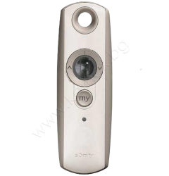 """remote control """"Somfy Modulis Pure RTS"""" with 1 channel image"""