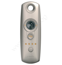 """remote control """"Somfy Modulis SILVER RTS"""" with 4 channels image"""
