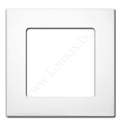 frame for Smoove button, white color image