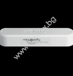 безжичен вибро-датчик за вятър Somfy Eolis 3D iO изображение