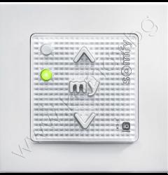 бутон Smoove 2 iO Origin с 2 отделни канала с рамка, 2 канала, цвят бял изображение