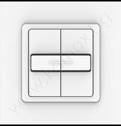 двоен ключ Smoove DUO FP за вграден монтаж изображение