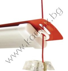 странично водене PVC планка изображение