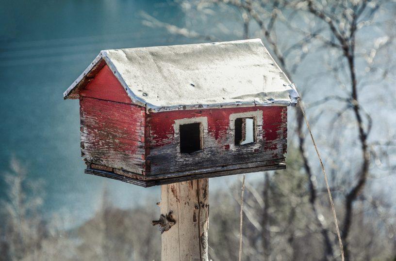Зимна къщичка