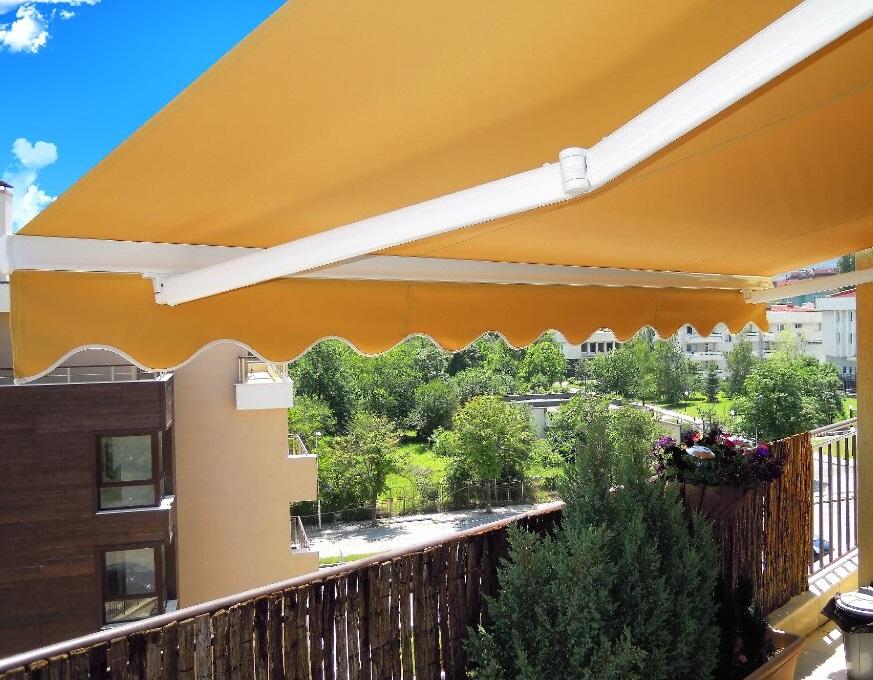 Качествено засенчване на терасата
